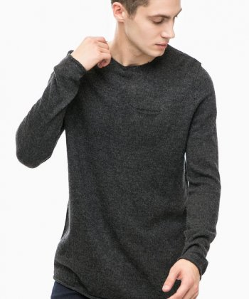 MORATO  CREW NECK SWEATER